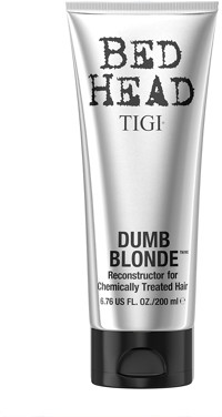 Bed Head Cosmetics Tigi Bed Head Dumb Blonde Conditioner for Damaged Blonde Hair 200ml