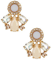Kate Spade At First Blush Cluster Mother-of-Pearl Stud Earrings