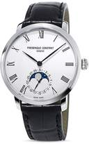 Frederique Constant Manufacture Slimline Moonphase Watch, 42mm