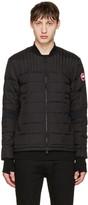 Canada Goose Black Down Dunhan Jacket