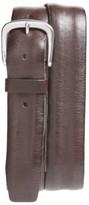 John Varvatos Men's Leather Belt