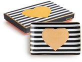 Rosanna Heart Stripe Porcelain Tray