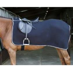 Equipment EKKIA (Ekia) 3338025594509 Horse Riding RW POL. EXC.Sheet Black 150 400154250