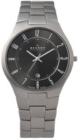 Skagen Men&s Grenen Titanium Watch