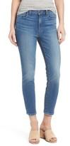 Paige Women's Hoxton High Waist Crop Ultra Skinny Jeans