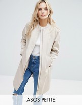 Asos Trench with Minimal Styling