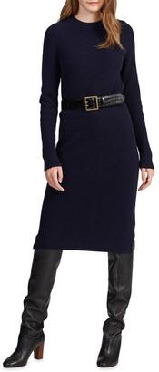 Polo Ralph Lauren Wool-Blend Sweater Dress