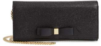 Ted Baker Alaine Leather Wallet on a Chain