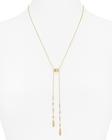 Nadri Adjustable Y Necklace, 25