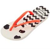 Havaianas Girls' Slim Fashion Flip Flop 8141155