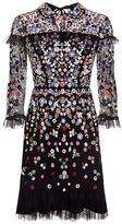 Needle & Thread Posy Floral Embroidered Dress