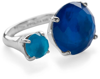 Ippolita 925 Wonderland Duo Open Ring in Island