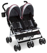 Jeep J is for Scout Double Stroller - Lunar Burgundy