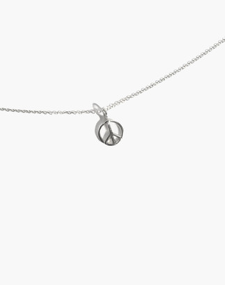 Madewell Odette New York Peace Necklace