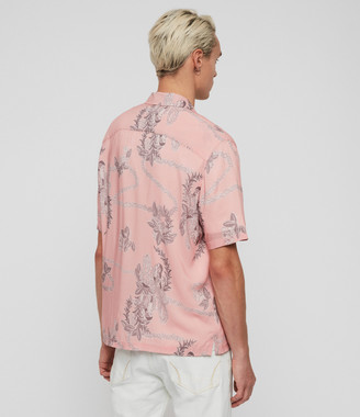 AllSaints Kumu Short Sleeve Shirt