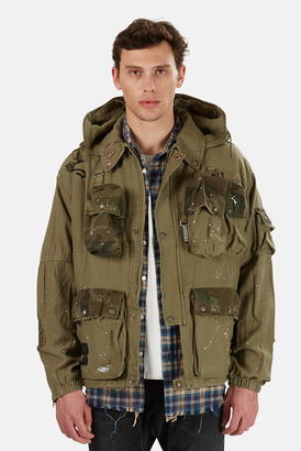 R 13 Multi Pocket Jacket