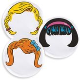 Fred & Friends Set of 3 Girl Dinner Do's Plates