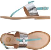 GIOSEPPO Toe strap sandals