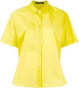 Sofie D'hoore short sleeve button up shirt - women - Cotton - 38