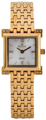 Oskar Emil Toledo Luxury Stainless Steel Ladies Diamond Watch