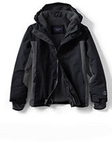Classic Toddler Boys Squall Jacket-Black