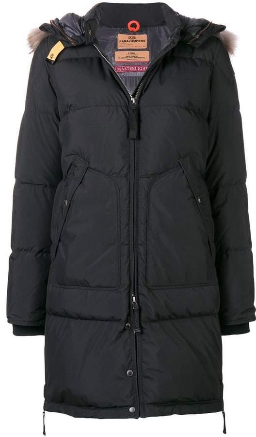 Parajumpers fur hood padded coat