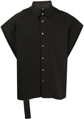 Harrison Wong Short Sleeve Boxy Fit Shirt