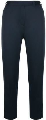 Styland Cropped Tapered Trousers