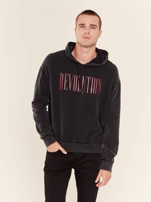 John Varvatos Revolution Pullover Hoodie