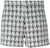 Giamba bouclé shorts
