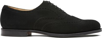 Church's textured lace-up Oxford shoes