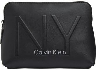 Calvin Klein NY Shaped Wash Bag