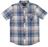 O'Neill Toddler Boy's Plaid Woven Shirt