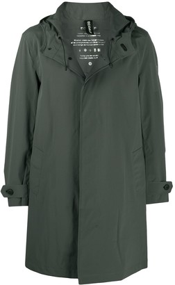 Ecoalf Long-Sleeve Rain Coat