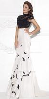 Tarik Ediz Frigo Evening Dress