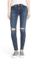 Rag & Bone Women's Ripped Knee Skinny Jeans