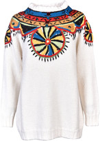 Stella Jean Embroidered Sweater
