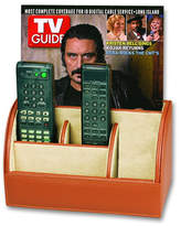Budd Leather Men's Leather Goods Multimedia Remote Control Holder