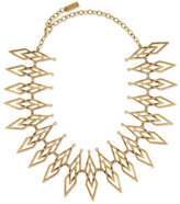 Auden Dakota Brass Statement Necklace