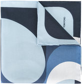 Tom Ford giant paisley pocket square