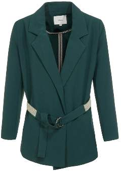 Suncoo Turquoise Devy Jacket - XXS - Teal/Green