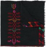 Faliero Sarti Cancun scarf - women - Silk/Polyester/Viscose/Wool - One Size