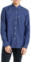 Levi's Sunset One Pocket Shirt, Caspia Indigo