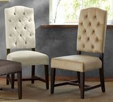 Pottery Barn Ashton Tufted Side Chair