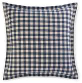 Eddie Bauer Navy Kingston Euro Pillow Sham Set