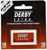 Derby International Double Edge Razor Blades