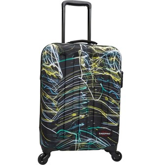 Eastpak Tranzshell S Cabin Size Luggage Blurred Lines