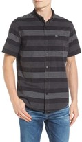 Hurley Men's Stripe Oxford Shirt