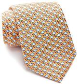 Tailorbyrd Fish Silk Tie