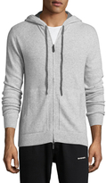 Saks Fifth Avenue Cashmere Hooded Sweater